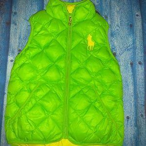 Boys ralph lauren (polo) vest